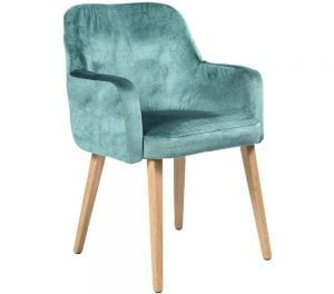 Wilma armstoel van PMP - Nix Design, schitterende eetkamerstoel met een geweldig comfort en design!