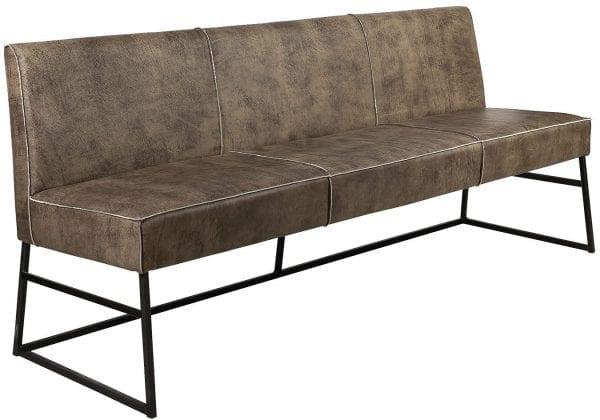 Twist eetkamerbank van PMP - Nix Design, schitterende eetkamerstoel met een geweldig comfort en design!