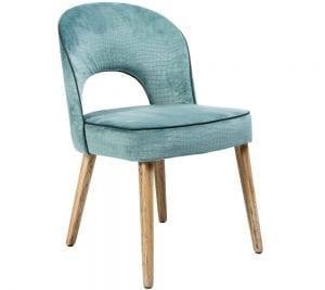 Bow eetstoel van PMP - Nix Design, schitterende eetkamerstoel met een geweldig comfort en design!