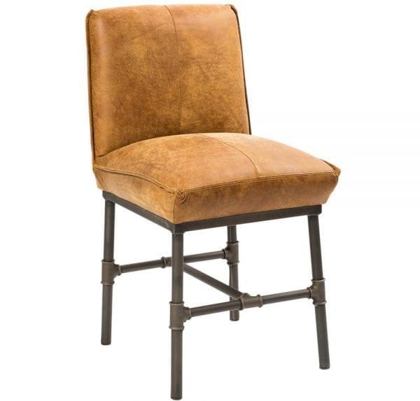 Bridge eetstoel van PMP - Nix Design, schitterende eetkamerstoel met een geweldig comfort en design!