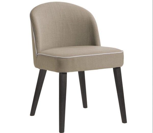 Claire eetstoel van PMP - Nix Design, schitterende eetkamerstoel met een geweldig comfort en design!