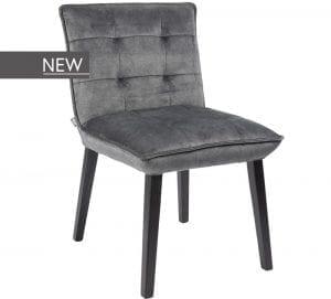 Dice eetstoel van PMP - Nix Design, schitterende eetkamerstoel met een geweldig comfort en design!