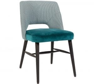 Entree eetstoel van PMP - Nix Design, schitterende eetkamerstoel met een geweldig comfort en design!