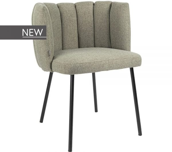 Glove eetstoel van PMP - Nix Design, schitterende eetkamerstoel met een geweldig comfort en design!