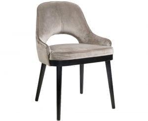 Praag eetstoel van PMP - Nix Design, schitterende eetkamerstoel met een geweldig comfort en design!