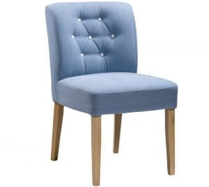 Raffles eetstoel van PMP - Nix Design, schitterende eetkamerstoel met een geweldig comfort en design!
