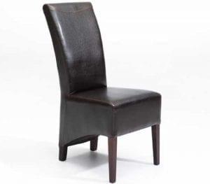 Sander eetstoel van PMP - Nix Design, schitterende eetkamerstoel met een geweldig comfort en design!