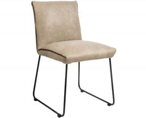 Sean eetstoel van PMP - Nix Design, schitterende eetkamerstoel met een geweldig comfort en design!