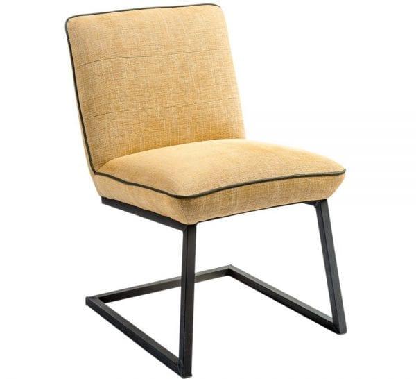 Swann eetstoel van PMP - Nix Design, schitterende eetkamerstoel met een geweldig comfort en design!