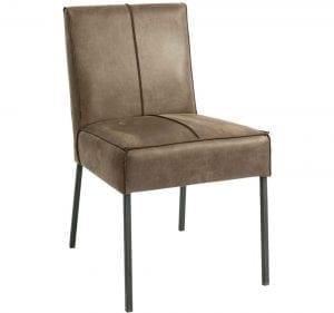Twist eetstoel van PMP - Nix Design, schitterende eetkamerstoel met een geweldig comfort en design!