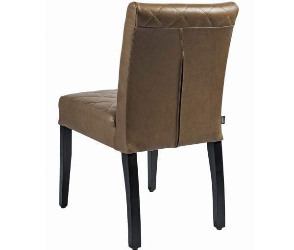 Zipper eetstoel van PMP - Nix Design, schitterende eetkamerstoel met een geweldig comfort en design!