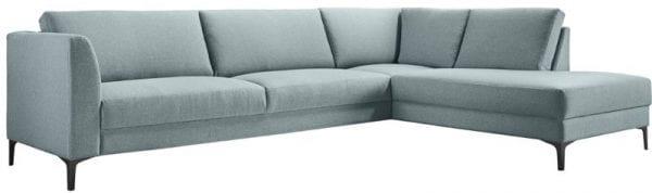 Gulnare hoekbank, modern design uit de Profijt Meubel hoekbanken collectie