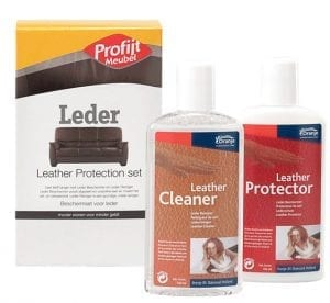 Leather protection set (2x 150 ml.)