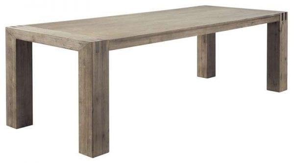 Eettafel Bassano L190xB95 rough warm grey_Tafels_Pronto Wonenlowikmeubelen