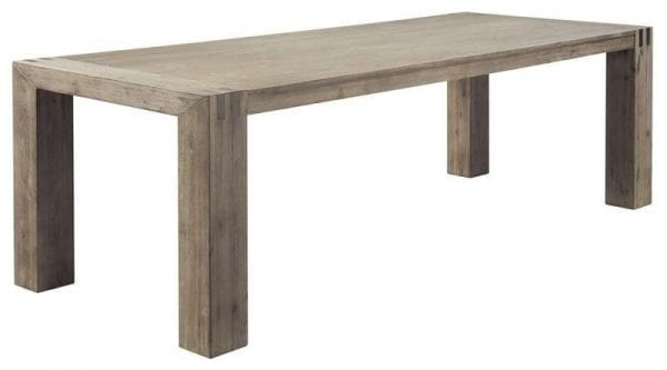 Eettafel Bassano L250xB105 rough warm grey_Tafels_Pronto Wonenlowikmeubelen