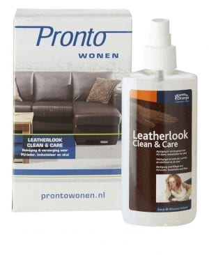 Leatherlook clean & care 150 ml Onderhoud_Accessoires_Pronto Wonenlowikmeubelen