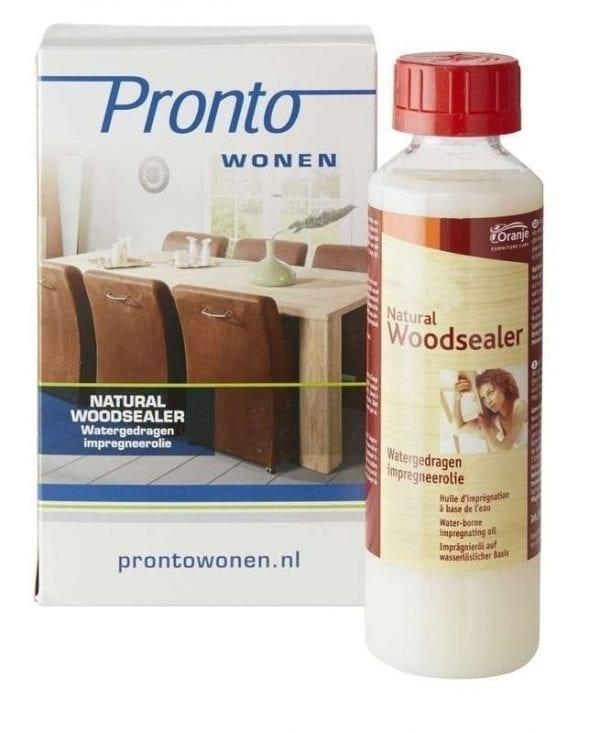 Woodsealer naturel 250 ml Onderhoud_Accessoires_Pronto Wonenlowikmeubelen