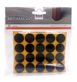Zelfklevend Oravilt 17mm bruin uit de overige diversen Pronto Wonen Lowik Meubelen Zelfklevend bruin