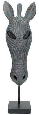 Ornament Fioranti zebra uit de woonaccessoires Pronto Wonen Lowik Meubelen Zebra