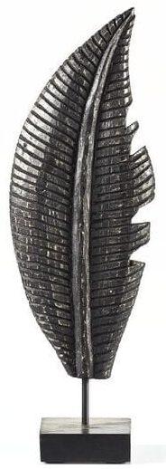 Veer op staander Piverno black H50_Accessoires_Pronto Wonenlowikmeubelen