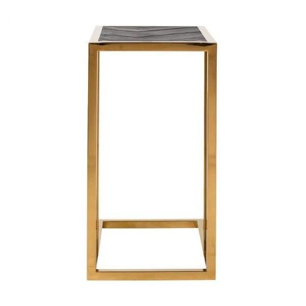 Legs: Stainless Steel, uit de Blackbone (gold) collectie - Klein meubels - Löwik Wonen & Slapen Vriezenveen