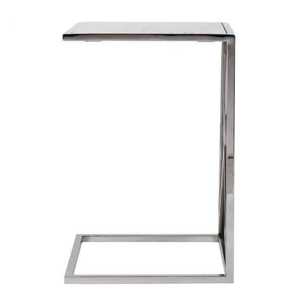 Legs: Stainless Steel, uit de Marble collectie - Salon- & Bijzettafels - Löwik Wonen & Slapen Vriezenveen