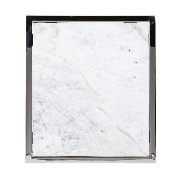 Bijzettafel Mona met marmeren top  Top: Marble