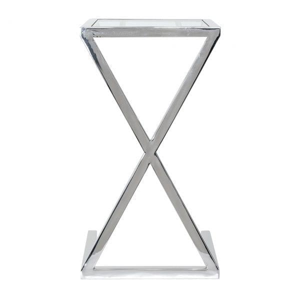 Bijzettafel Paramount  Top: Glass