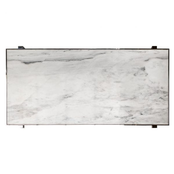 Eettafel Levanto 200x100  Top: Marble