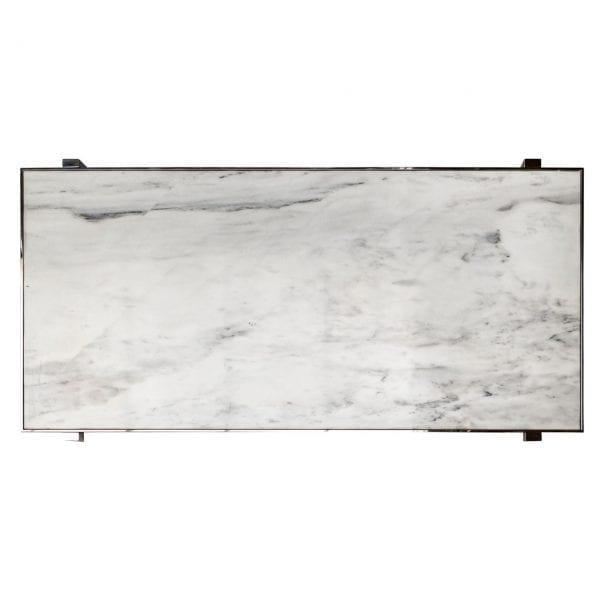 Eettafel Levanto 240x100  Top: Marble