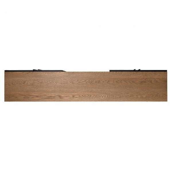 TV Dressoir Herringbone 4-deuren  Top: Old oak