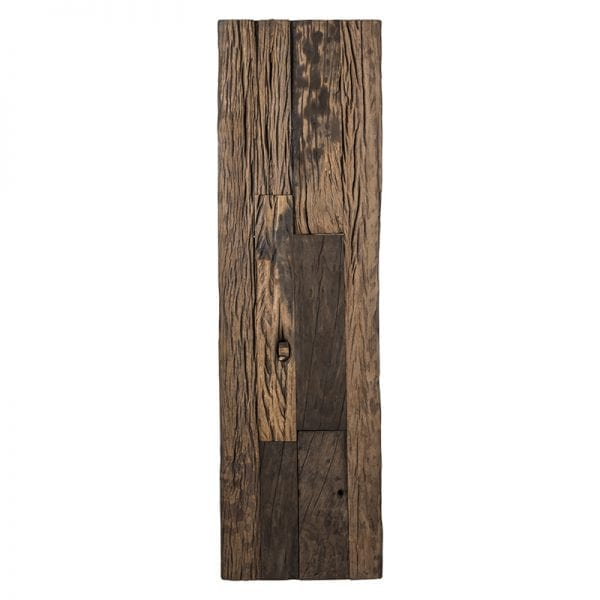 TV-Dressoir Industrial Kensington 2-planken  Iron/Recycled wood, uit de Industrial Kensington collectie - TV-meubels - Löwik Wonen & Slapen Vriezenveen