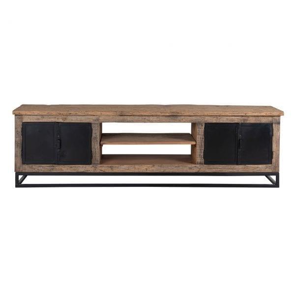 Frame: Ijzer, uit de Raffles collectie - TV-meubels - Löwik Wonen & Slapen Vriezenveen