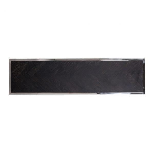 Legs: Stainless Steel, uit de Blackbone (silver) collectie - Wandtafels - Löwik Wonen & Slapen Vriezenveen