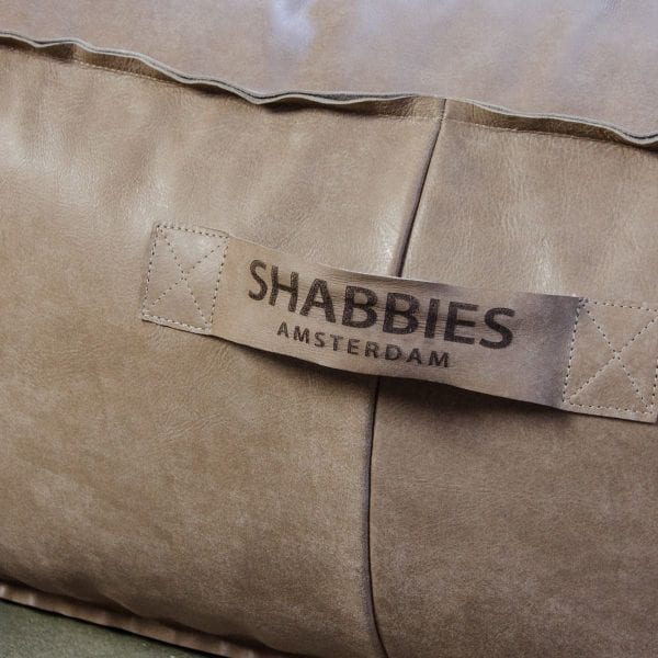 Shabbie Amarone poef