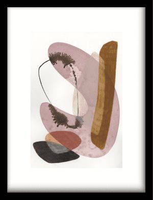 Balance wandkleed Urban Cotton, design  - Enhanced Matte Fine Art Paper