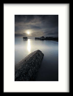 Batu Lamunan wandkleed Urban Cotton, design  -  Enhanced Matte Fine Art Paper