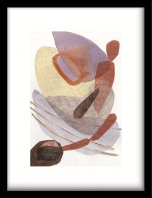 Cargo wandkleed Urban Cotton, design  - Enhanced Matte Fine Art Paper