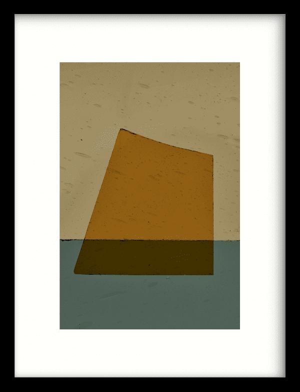 Geen beige wandkleed Urban Cotton, design  - Enhanced Matte Fine Art Paper