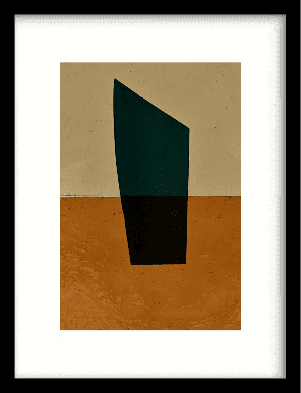 Geen groen wandkleed Urban Cotton, design  - Enhanced Matte Fine Art Paper