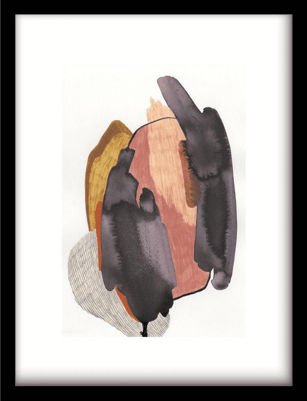 Magnetism wandkleed Urban Cotton, design  - Enhanced Matte Fine Art Paper