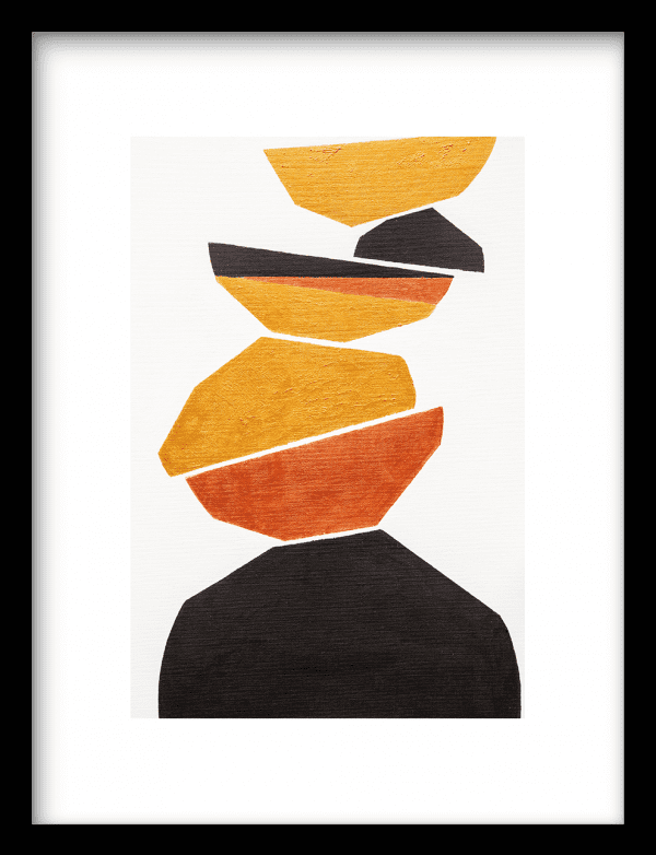 Maxi Stoneman wandkleed Urban Cotton, design  - Enhanced Matte Fine Art Paper