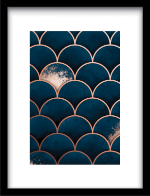 Moroccan dream wandkleed Urban Cotton, design  - Enhanced Matte Fine Art Paper