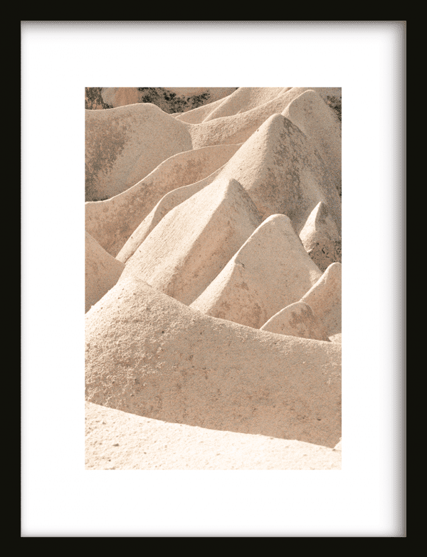 Poetica Natura Cappadocia 3 wandkleed Urban Cotton, design  - Enhanced Matte Fine Art Paper