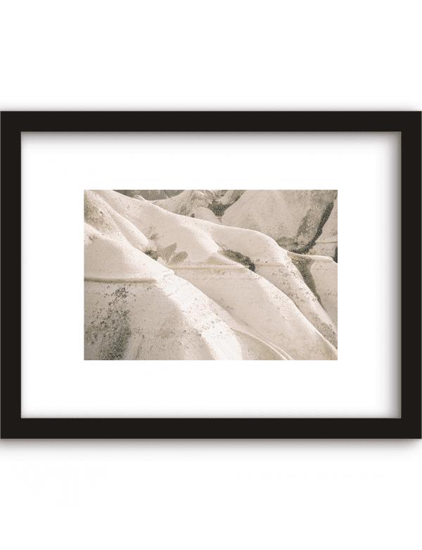Poetica Natura Cappadocia 4 wandkleed Urban Cotton, design  - Enhanced Matte Fine Art Paper