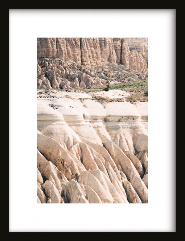 Poetica Natura Cappadocia 5 wandkleed Urban Cotton, design  - Enhanced Matte Fine Art Paper