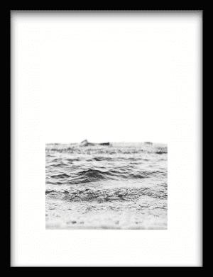 Sea Quietness wandkleed Urban Cotton, design  - Enhanced Matte Fine Art Paper