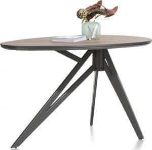 Domani bartafel 150 x 100 cm - eivormig XOOON Lowik Wonen & Slapen