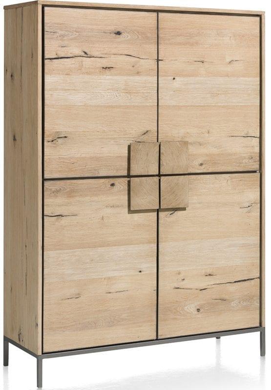 bergkast 4-deuren - 120 cm FANEUR CABINET XOOON Lowik Wonen & Slapen