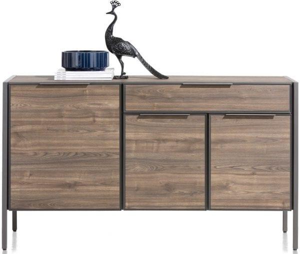 Domani dressoir 150 cm - 3-deuren + 1-lade XOOON Lowik Wonen & Slapen